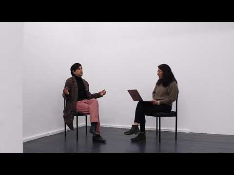 Interview: Javier Calderón, Director of the UK Mexican Arts Society
