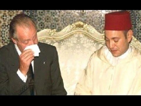 إعلان عن وفاة الحسن الثاني في القنوات العالمية
