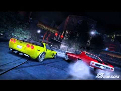 Need For Speed Carbon - Metro Riots - Thee Small Faces