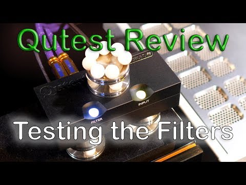 Chord Qutest Review How Incisive Is This HiFi Dac - Looking At The Different Filters #3