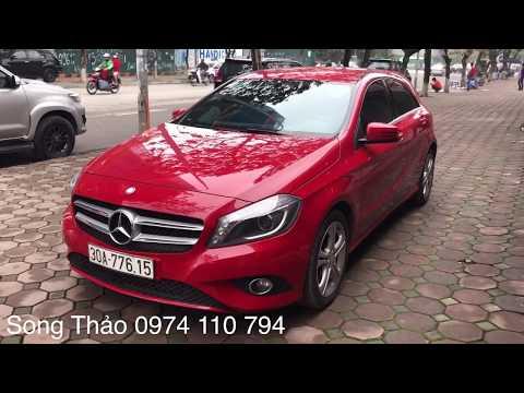 A200 màu đỏ 2015 - xe rất đẹp, giá lại tốt - MERCEDES BENZ A200 2015