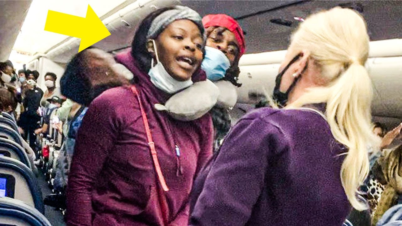 Download Woman Mocks Mom On Flight, Has No Idea Who She Is