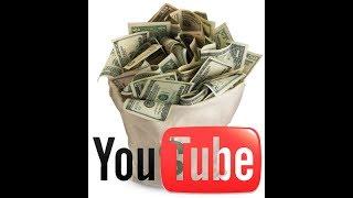партнёрская программа youtube для начинающих от 50 подписчиков и 100 просмотров