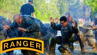 Отбор в школу Рейнджеров Армии США / US Army Rangers