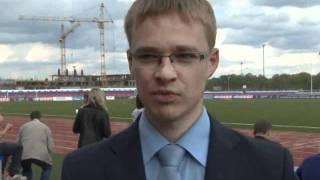 Первенство МГУ им.Н.П.Огарева по легкой атлетике.