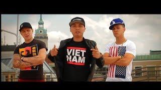 """Viet World Wide"" Lee7 ft. Fawng Daw & TwoTee (English, German, Vietnamese Rap)"