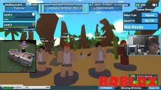 VEM JOGAR VC TB! Fortnite, Build a Boat etc | ROBLOX | Frannie s2, Kids & Cia