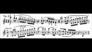 Скачать Niccolò Paganini Caprice For Solo Violin Op 1 No 24 Sheet Music