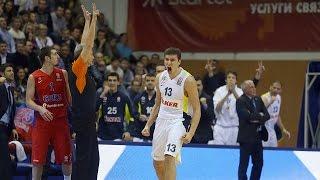 Highlights: CSKA Moscow-Fenerbahce Ulker Istanbul
