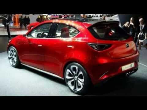 2015 Mazda 2 interior and SkyActiv engine - YouTube