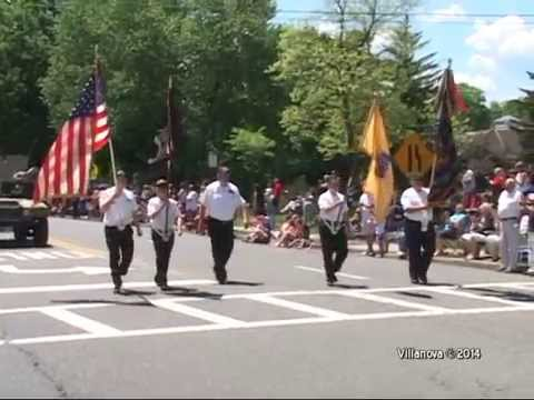 2014 Oakland New Jersey Memorial Day Parade