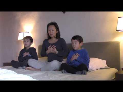 Kids Bedtime Routine Yoga