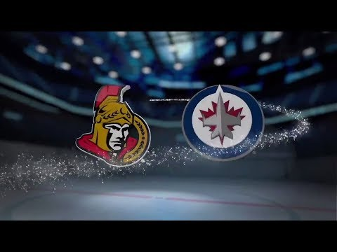 Ottawa Senators vs Winnipeg Jets. Preseason. Game recap. Game Highlights. Sept. 27, 2017