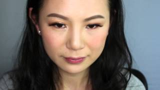 Steps for long lasting makeup, especially recommend RMK eye product Thumbnail