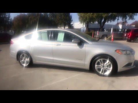 2018 Ford Fusion Hybrid Fresno, Clovis, Selma, Hanford, Bakersfield, CA JR248683HR