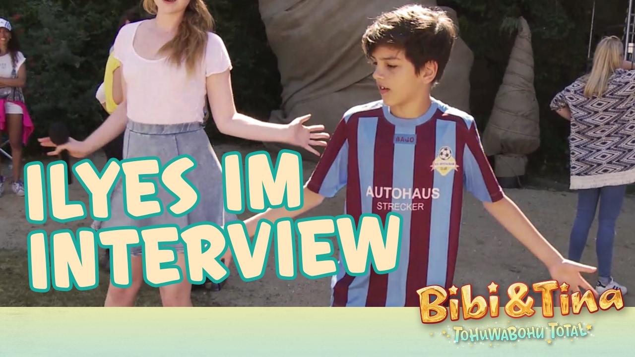 Bibi Tina 4 Tohuwabohu Total Interview Mit Ilyes Moutaoukkil
