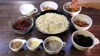 Гранола | Правильный рецепт