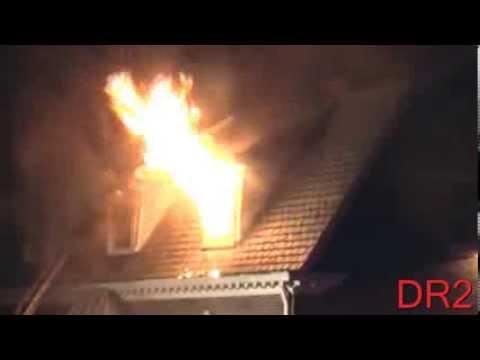 Montclair NJ Fire Department Second Alarm Working Structure Fire 3-9-14