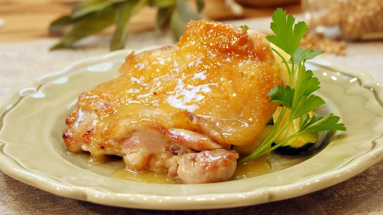 もも肉 レモン 鶏