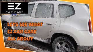 EZ Car Care Viper / Sub-zero / Supercharged & Gyeon Wet Coat First Impressions