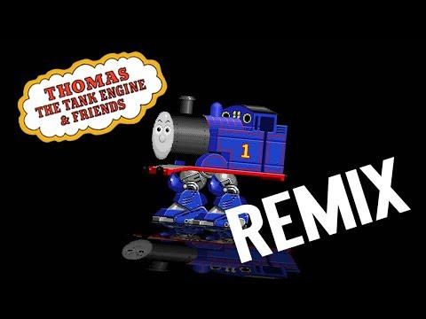 Thomas The Tank Engine REMIX | Leslie Wai
