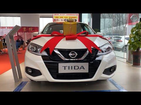 2020 Nissan Tiida Walkaround- China Auto Show(2020款日产骐达,外观与内饰实拍)