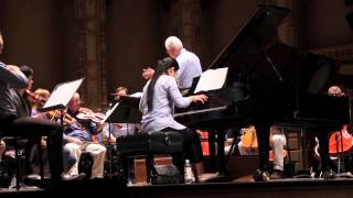 VSO in Rehearsal: Joyce Yang plays Bernstein