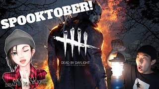 [SPOOKTOBER] MONTH OF HORROR! - Dead by Daylight (PC) Live Stream and More!