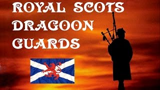 Music ~Time To Say Goodbye ~ Royal Scots Dragoon Guards.