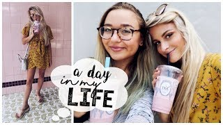 The MOST Instagrammable Place in LA │A Day in My Life | Tasha Farsaci