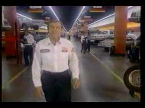 1984 Sears Commercial