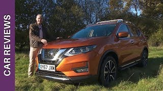 OSV Nissan X Trail 2017  In-Depth Review