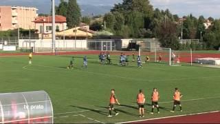 Aglianese-Castelnuovo G. 4-2 Promozione Girone A