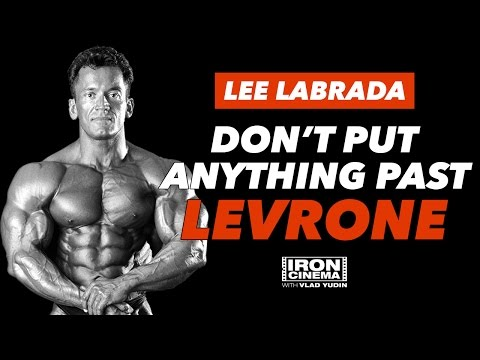 Lee Labrada Interview: Don't Put Anything Past Kevin Levrone | Iron Cinema