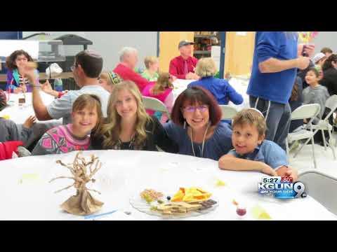 The Tucson Hebrew Academy celebrates Tu B'Shvat