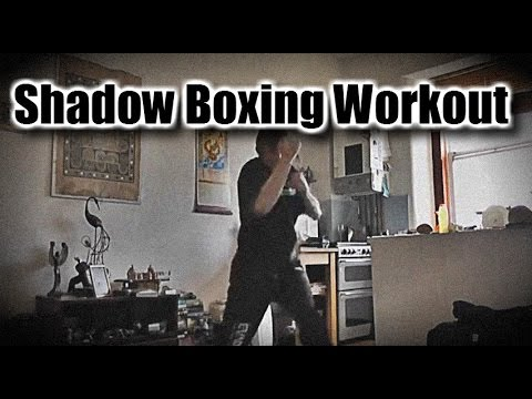 Learn How to Shadowbox for Boxing, MMA, and ... - YouTube