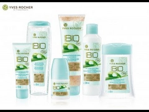 review yves rocher culture bio aloe vera youtube. Black Bedroom Furniture Sets. Home Design Ideas