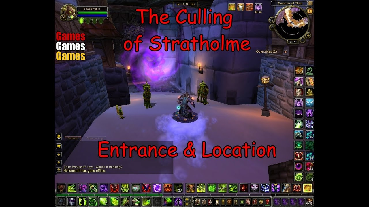 World of Warcraft: The Cleansing of Stratholme - Features and Recommendations 53