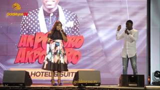 Download Video FUNKE AKINDELE & AY COMEDIAN CRACK UP FANS AT APKORORO VS APKORORO MP3 3GP MP4