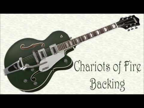 DUANE EDDY BACKING TRACKS   CHARIOTS OF FIRE