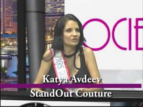 Celebrity Fashion Designer, Katya Avdeev Tells Women & Moms to Always Follow Your Dreams