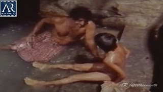 Kodama Simhalu Movie Scenes | Boys Enjoying Bathing in River | AR Entertainments