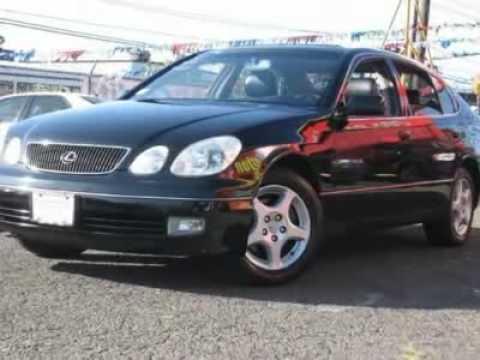 Elegant 1999 LEXUS GS 300