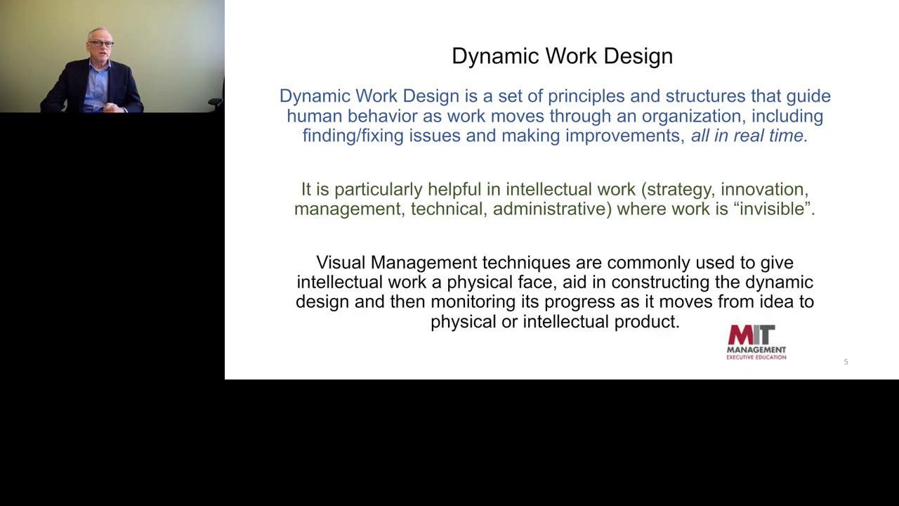 The 4 principles of dynamic work design | MIT Sloan