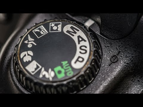 Manual Mode Photography