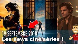 Caméo CAPTAIN MARVEL / STAR WARS SOLO 2 / Un RETOUR dans WONDER WOMAN 2 !