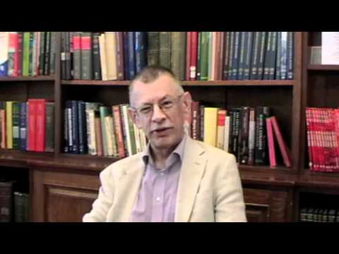 Richard Dennis - The London Journal - how a special issue is formed