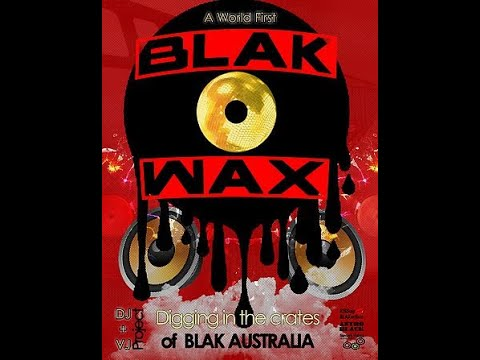 Blak Wax Project- World Premiere-IndiEarth Xchange Festival, 2015, Chennai India