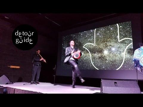 Detour Guide LIVE by Karim Nagi (multimedia storytelling concert)