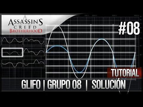 Assassin's Creed Brotherhood | Walkthrough Español | Glifo | Grupo 8 | Solución